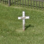 Danny Coulson Roadside Memorial in York County, Pennsylvania
